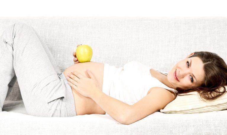 Почему у беременных изжога по ночам 73