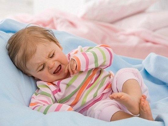 Ребёнок 6 месяцев плох о спит