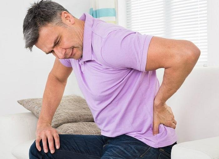 Боли в пояснице при простатите лечение