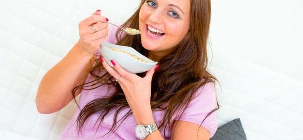 Питание при желании похудееть