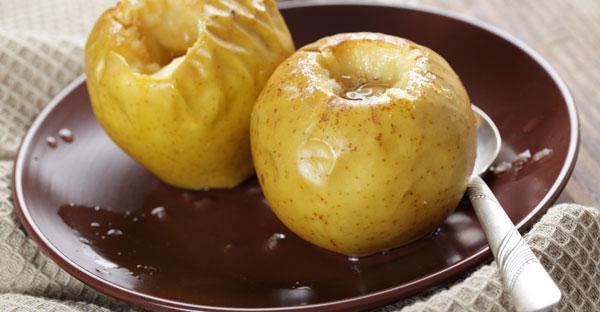 Запеченные яблоки для диабетиков рецепт